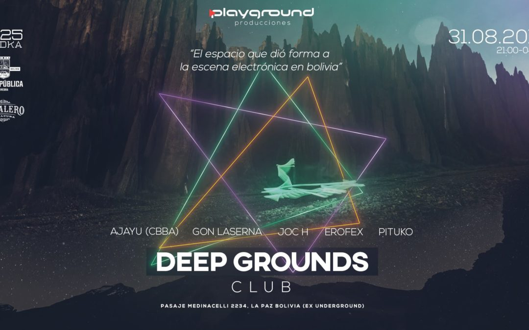 Deep Grounds by Playground
